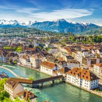 EUROPE & BEYOND DAY 2 : PARIS – LUCERNE (MP) 2