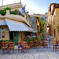 EUROPE & BEYOND DAY 8 : ATHENS DEPARTURE (MP) 8